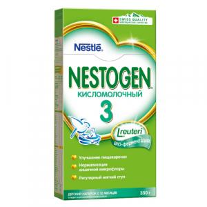 Смесь кисломолочная Nestogen 3 350г с 12месяцев