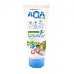 """Ультрапитательный крем для малыша """"AQA"""" baby 100мл."""