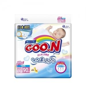 GOO.N  Newborn подгузники до 5 кг 90 шт.