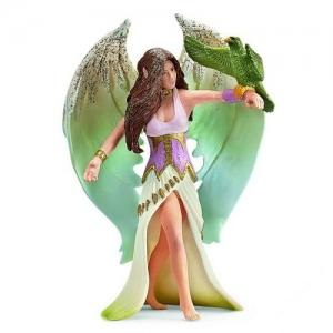 Эльфы фея Сурах с птичкой 70478