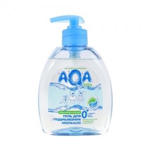 """Гель для подмывания малыша """"AQA"""" baby 300 мл. с дозатором"""
