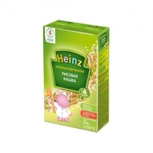"""""""Heinz"""" НизкоАллергенная Рисовая кашка с 4 месяцев 160 г."""