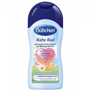Средство для Купания младенцев  Bubchen 200 мл.