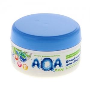 """Детский увлажняющий крем """"Комфорт"""" AQA"""" baby 100 мл."""