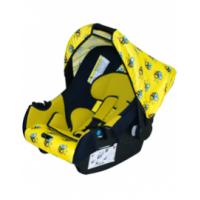 """Детское АвтоКресло """"SIGER"""" - """"ЭГИДА ЛЮКС"""" Группа 0+ (от 0 до 13 кг.) Цвет: Пчёлка"""