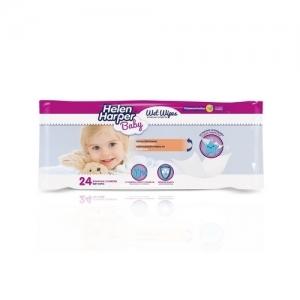 Салфетки детские влажные Helen Harper Baby 24 шт.