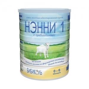 """""""НЭННИ 1"""" 800 г. смесь молочная сухая с Рождения"""