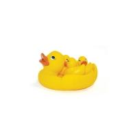 "13834 LUBBY Набор игрушек для купания ""Утята "" 12+ мес."