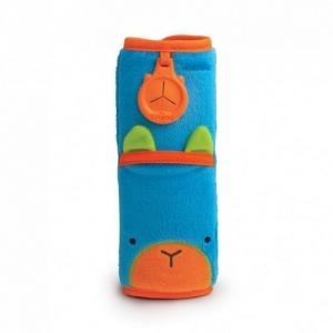 TRUNKI Накладка-чехол для ремня безопасности в авто Голубая 0095-GB01