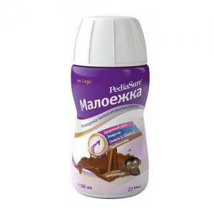 Малоежка PediaSure со вкусом Шоколада 200 мл. с 1 года