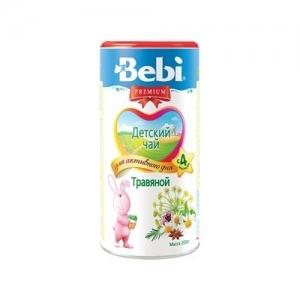 """""""Bebi PREMIUM"""" 200 г Травяной детский чай с 4 месяцев"""
