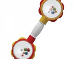 LUBBY Игрушка- погремушка