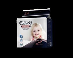 Трусики-подгузники CHIAUS Cottony Soft  XXL  (+17 кг) 26 шт.
