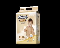 Трусики-подгузники CHIAUS Golden Care  XL (12-17 кг) 19 шт
