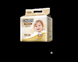 Трусики-подгузники CHIAUS Golden Care  XXL (+17  кг) 26 шт.