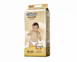 Подгузники CHIAUS Golden Care  XL (12-17 кг) 44 шт.